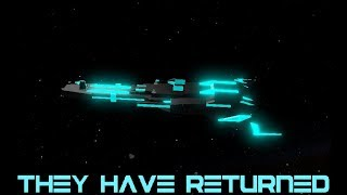 Roblox:Galaxy-NEW RETRO Hawklight Ship Review