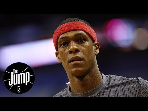 Rajon Rondo A Good Fit For Pelicans? | The Jump | ESPN