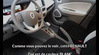 RENAULT Zoe Life charge rapide à Rodez - Une occasion Autotransac