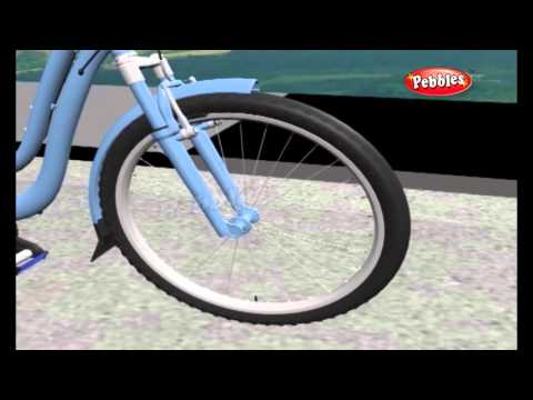 How does a Bicycle Work   How Stuff Works   How Devices Work in 3D   Science For Kids
