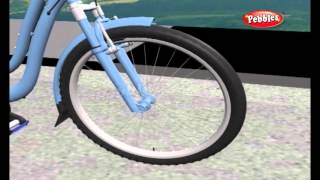 How Does A Bicycle Work | How Stuff Works | How Devices Work In 3d | Science For