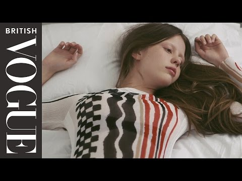 10 Things You Didn't Know About Mia Goth  All Access Vogue  British Vogue