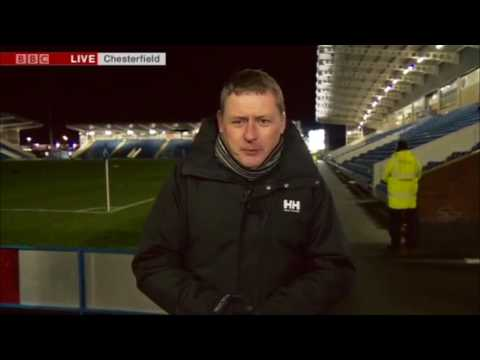 BBC Regional News About Match and whether