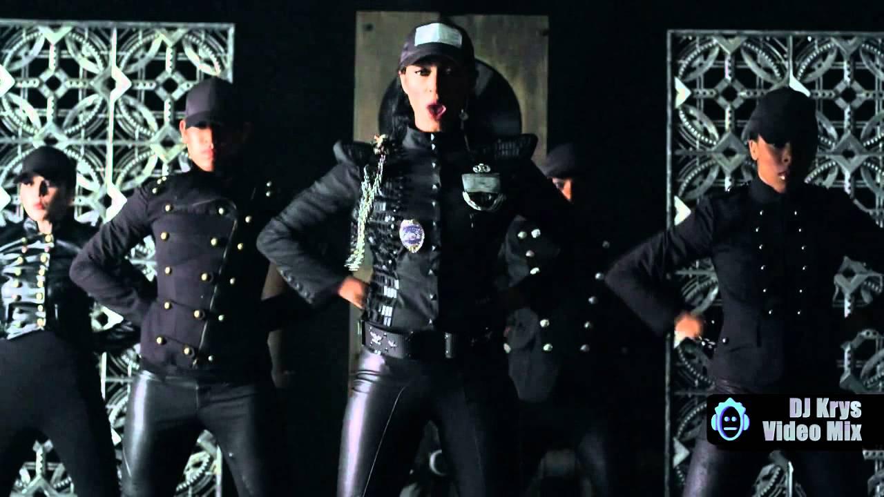 Karaoke Pretty Girl Rock - Keri Hilson - CDG MP4 KFN - Karaoke Version