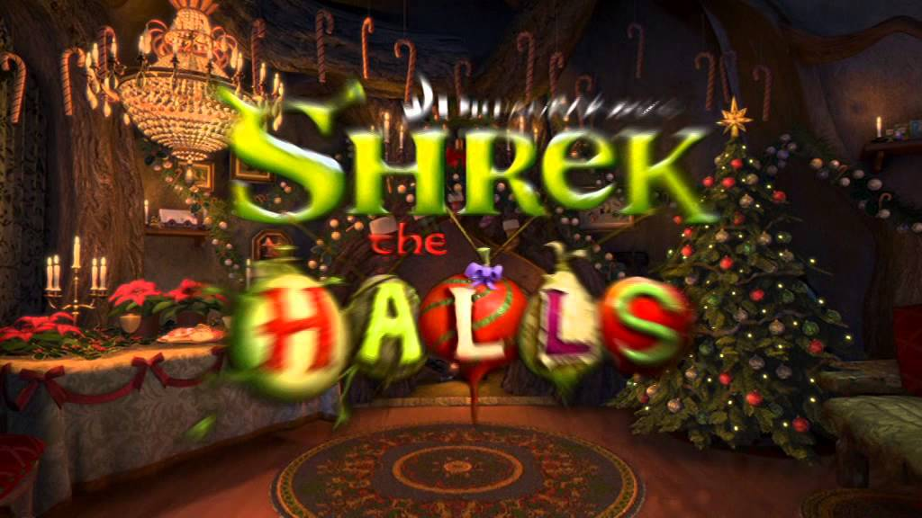 2007 - Shrek the Halls - US Trailer - english - YouTube