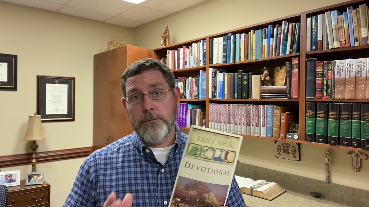 Video Message from Pastor Rit 03/24