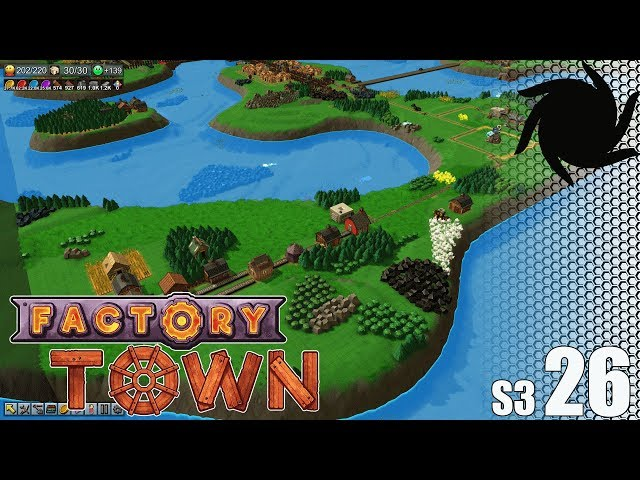 Factory Town - S03E26 - Mana Transmission