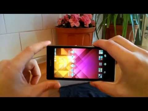 Sony Xperia  Z1 (KitKat 4.4.2) - Final review (honest user review)