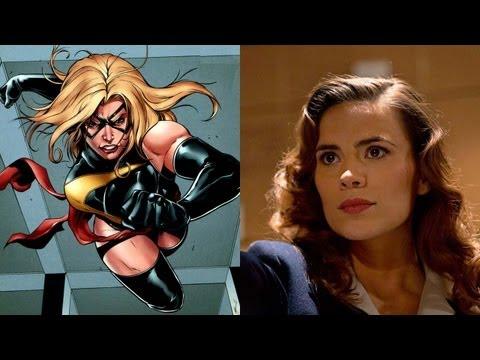Marvel Eyeing Female Hero Standalone Movie