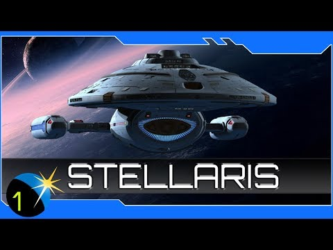 Stellaris Star Trek Mod St New Horizons Multiplayer S2e1