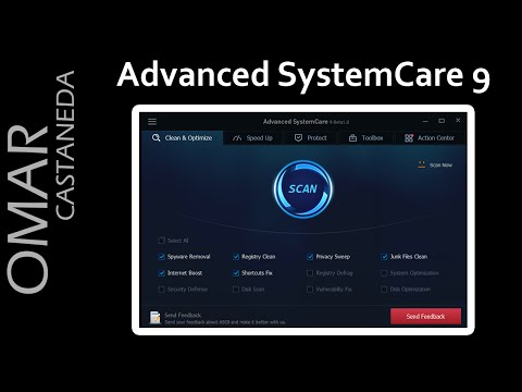 COMO LIMPIAR Y ACELERAR TU PC CON ADVANCED SYSTEMCARE 9