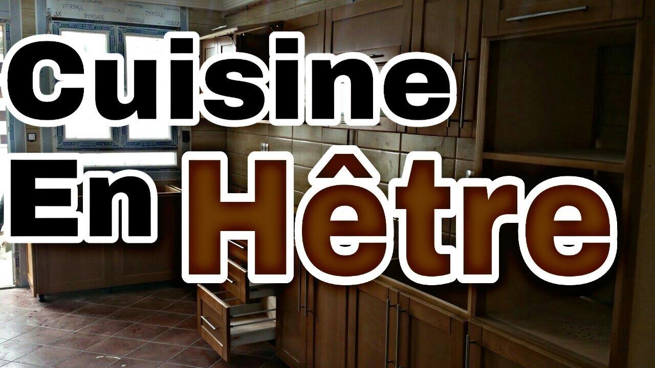 Cuisine Simple En Hetre Made In Dz Youtube