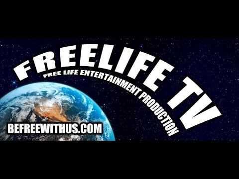 FREE LIFE TV - Wednesday Night Burn Session - Jones For Revival - ORGANIC