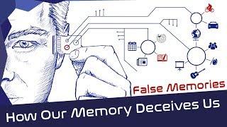 False Memories: How Our Memory Deceives Us