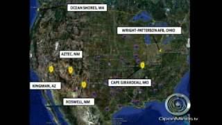 UFO Crash witness, June Crain | James Clarkson | UFO Crash Con