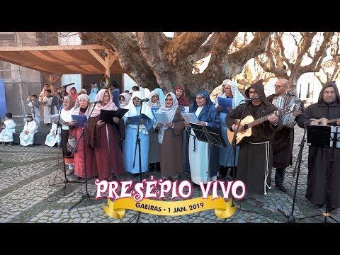 Gaeiras no Óbidos Vila Natal • Presépio Vivo