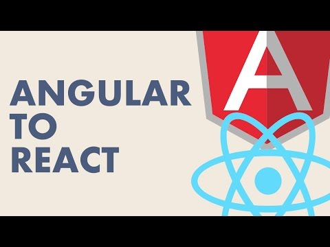 From Angular to React - Jack Franklin | April 2017