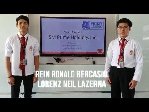 Stock Analysis: SM Prime Holdings Inc.