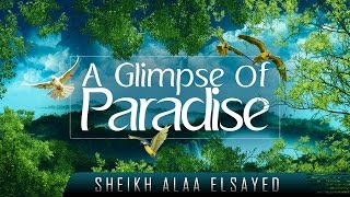 A Glimpse Of Paradise ᴴᴰ ┇ Amazing Reminder ┇ by Sheikh Alaa ElSayed ┇ TDR Production ┇