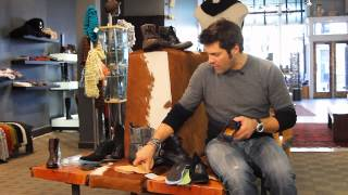 City Soles : How To: Shrink Shoes