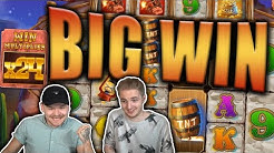 BIG WIN on DIAMOND MINE EXTRA GOLD Slot - Casino Stream Big Wins