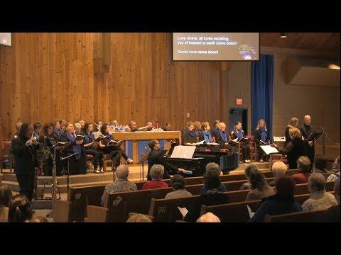 Love Came Down At Christmas   2017 Advent Choral Presentation