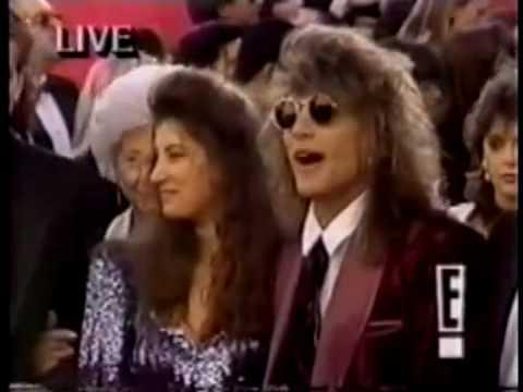 Meet Dorothea and Jon Bon Jovi