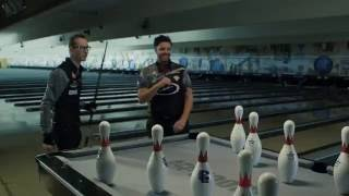 Bowling vs Pool Trick Shots | Jason Belmonte feat. Venom Trick Shots