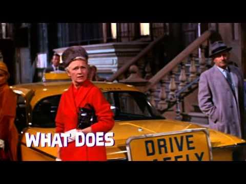The Nutty Professor (1963) - Trailer