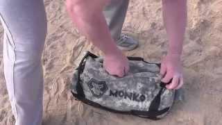"""#CrossLEGO """"Эффективный  мешок ( sandbag )"""""""