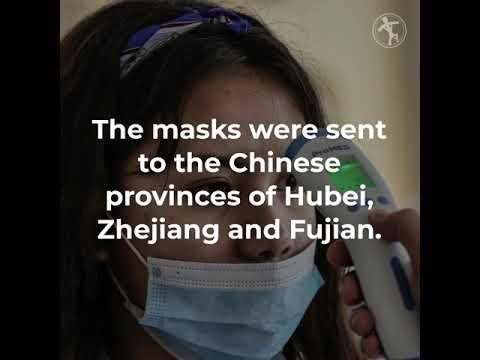 Vatican donates face masks to China amid coronavirus outbreak