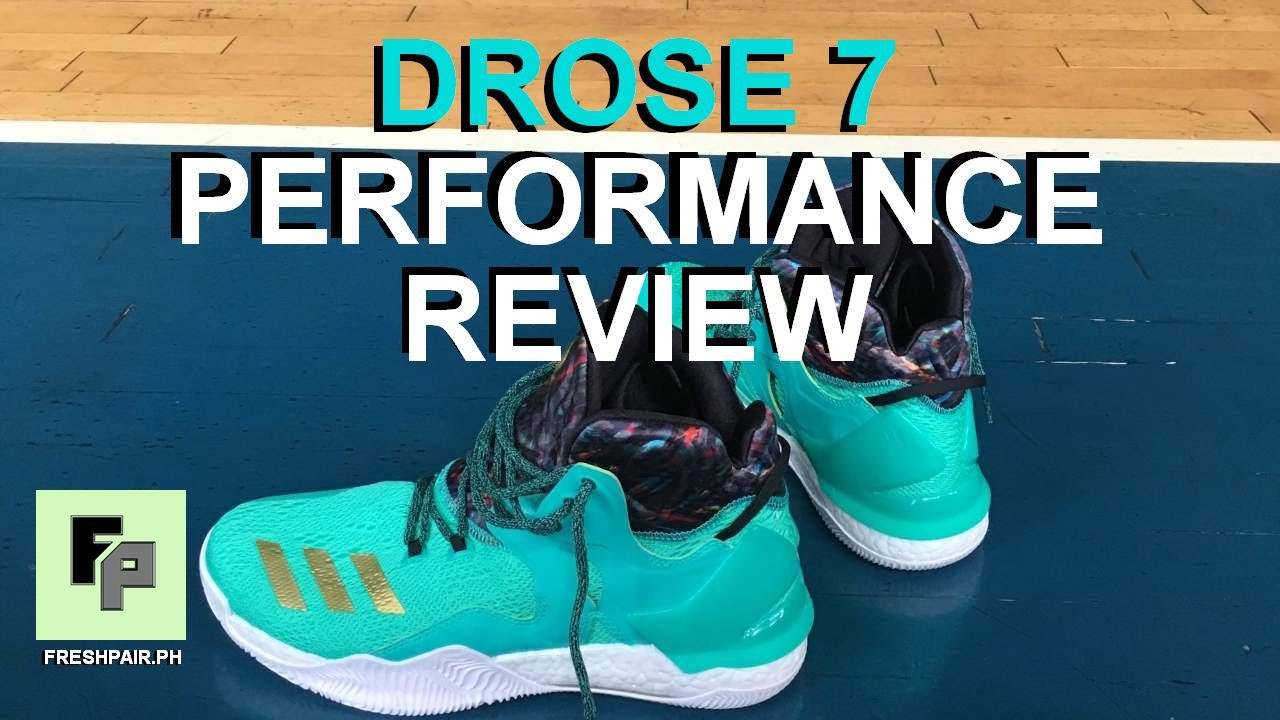 adidas d rose 7 low test