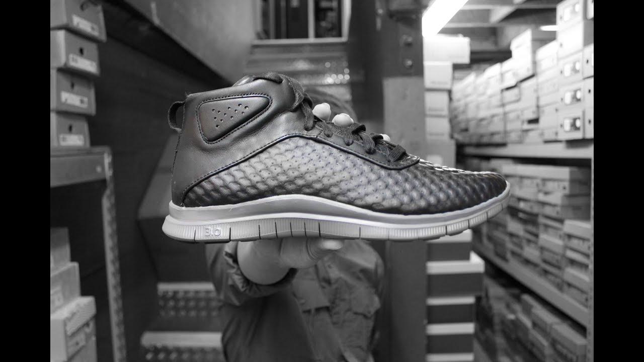 buy online ad733 90ec4 Nike Free Hypervenom Mid