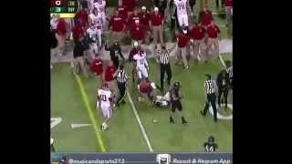 Football highlights (pump up highlights) music by chief keef don't like