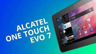 Alcatel One Touch Evo 7: um pouco devagar, mas com um bom design e suporte 3G [Análise]