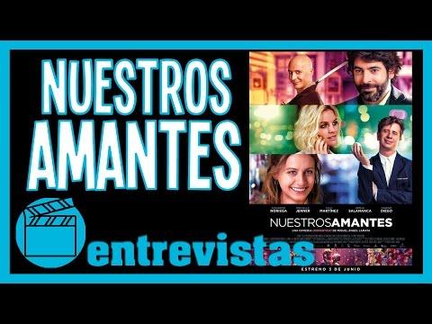 Película 'Nuestros Amantes' (2016) - Entrevistas de cine streaming vf