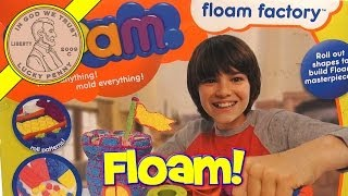 Nickelodeon Floam Factory 2012 & Bonus Color Pack!