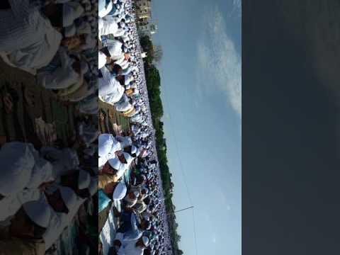 Mufti ismail sahab qasmi.EID GAH