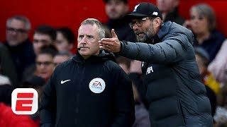 Manchester United vs. Liverpool analysis: VAR strikes again | Premier League