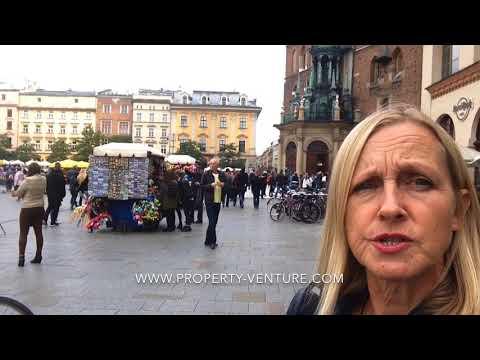 Krakow Old City Centre: Stare Miasto and its Market Square