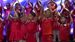 We Love Preschool -  Opening song (K2 Graduation Concert 2017)