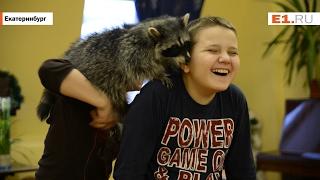 В Екатеринбургском зоопарке с особыми детьми занимаются животные-