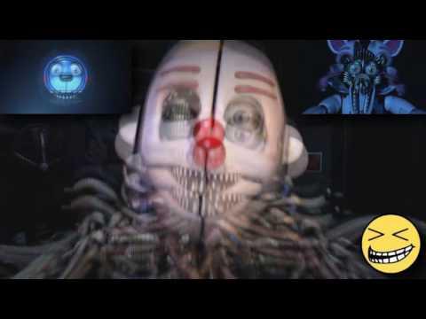 [YTPMV - Sparta] FNAF Sister location - Sparta Venom Remix