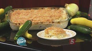 Recipe # 5393 Savory Jack's Squash Casserole