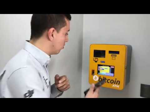 ¡El primer cajero Bitcoin de Colombia!