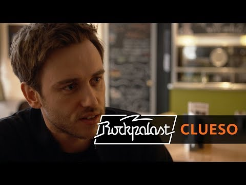 Clueso | BACKSTAGE | Rockpalast | 2017