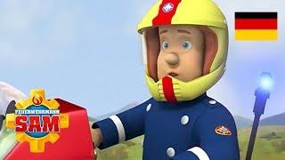 Feuerwehrmann Sam Deutsch Neue Folgen | Lerne das Feuerwehrteam kennen 🚒 Kinderfilm