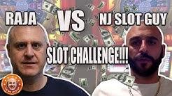 Huge Jackpot Challenge! Raja Vs Nj Slots!