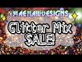 $1 NEW Glitter Mixes | Venta || MAENAILDESIGNS
