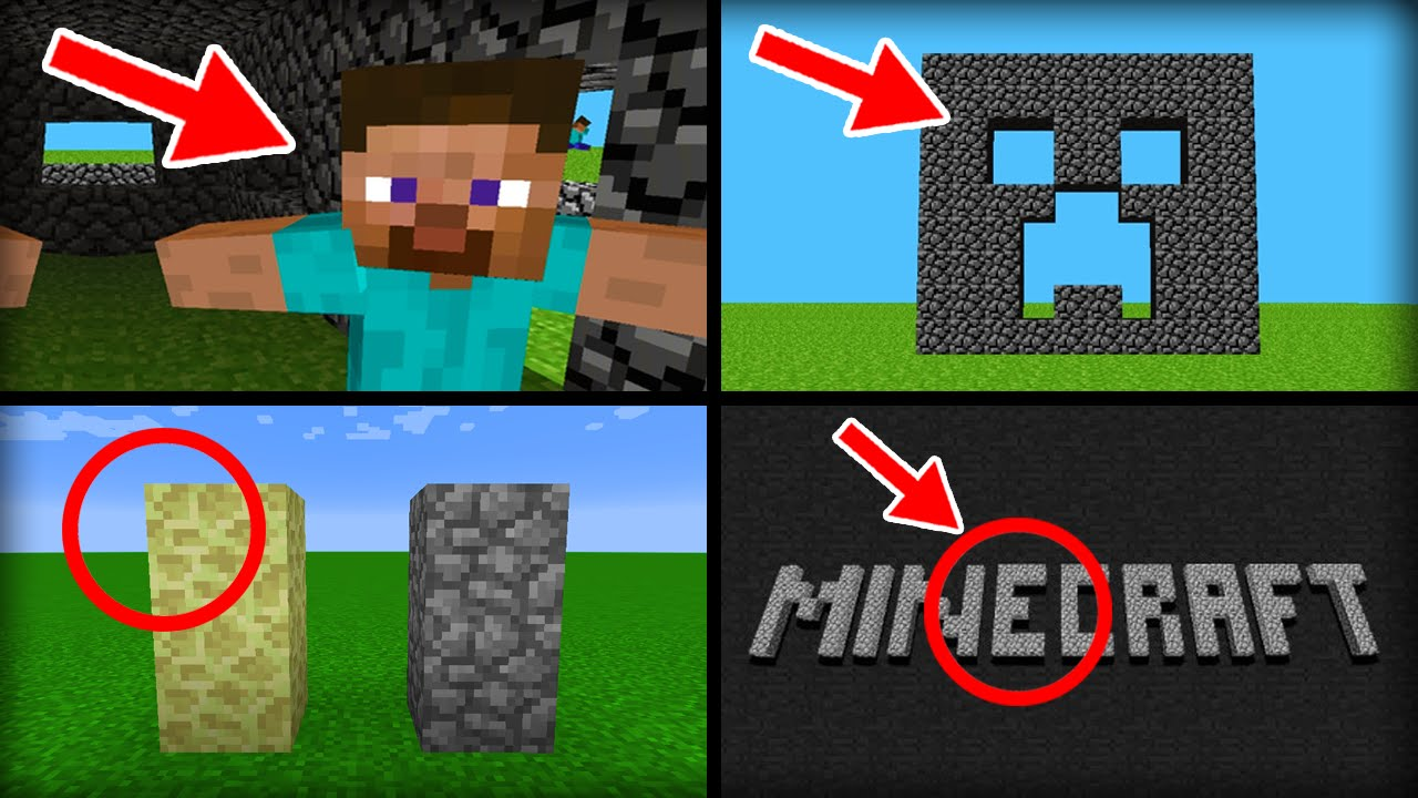 how to create things on minecraft